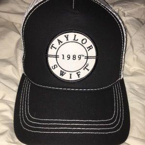 authentic Taylor swift 1989 tour hat